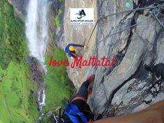 Einer der schönsten Klettersteige Kärntens Rafting, Malta, Sport, Hiking Boots, Outdoor, Climbing, Nice Asses, Outdoors, Malt Beer
