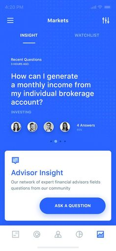 Markets insight offer a Q&A feature contributed by a group of notorious advisor on the game which also equipped with a wide range selection of instruments. You can even trade in crypto, indices. Web Design, App Ui Design, User Interface Design, Interface App, Design Websites, Ui Kit, Android App, Ios App, Card Ui