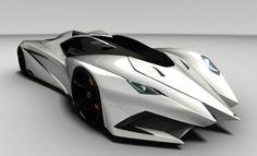 My new automotive addiction. Lamborghini Ferruccio Concept