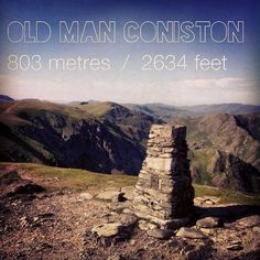 Old Man Coniston