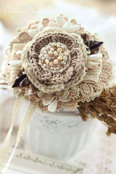 """Купить Ободок """"Пшеница"""" - ободок, диадема, украшение для волос, свадебное украшение, прическа невесты"""