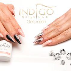 Chic Nude (video)   indigo labs nails veneto