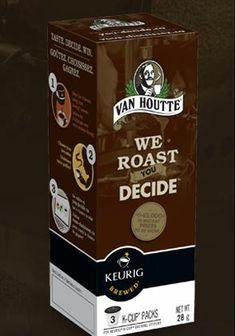 Échantillons gratuits du café Van Houtte