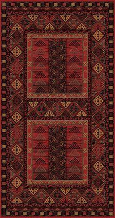 Afghan Rug 79011 | Caseys Furniture Afghan Rugs, Traditional Design, Bohemian Rug, Carpets, Home Decor, House, Furniture, Farmhouse Rugs, Rugs