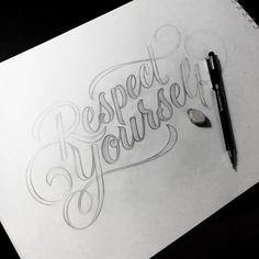 Ximena Jiménez - Lettering