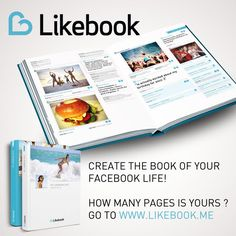 My Likebook Review.... This makes a great gift for the Huge Facebook user's out there! :) Hurry and get FREE shipping and a discount on your purchase..... While supplies last!