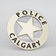 @ultimatepromotions posted to Instagram: This vintage insignia is from the historic past of the #CalgaryPolice. This badge was created using our #nickel electroplating and #hard enamel process. Check out the cutouts to make this look like an original star badge. As you can tell this badge design has stood the test of time.  #policebadges #policebadecollector #custombadges Calgary Police, Custom Badges, Pin Logo, Badge Design, Enamel, Star, Check, Vintage, Instagram