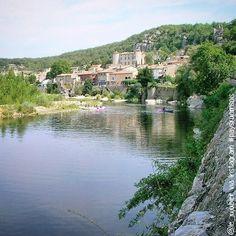 Vogüé - Sud Ardèche, village de caractère et plus beau village de France