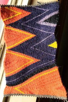Michele Elliot, tapestry weaving