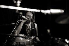 Thom Yorke by Steve Keros