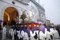 Processions de setmana santa a Càceres | Processions de la Vera Creu i Processió del Crist de l'Amor