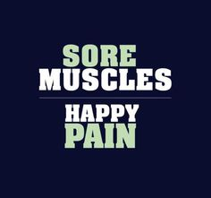 Sore Muscles, Happy Pain! Come to Body Morph Gym in Ferndale, MI for all of your fitness needs! Call (248) 544-4646 TODAY to schedule an appointment or visit our website www.bodymorph.net for more information!