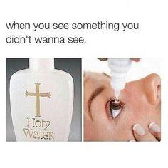 Holy Eye Drops