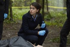 Tatiana Maslany stars as Beth Childs in episode 1 of the season 4 premiere of BBC America's Orphan Black