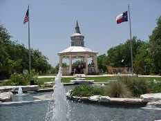 Main Plaza Park Location 100 North Main Street Boerne, Texas