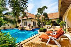 Villas in Thailand.