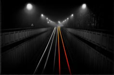 Foggy bridge by Anthony.D Photography on 500px