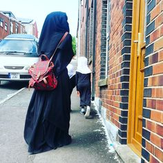 I remember growing up I used to see my mother in a niqab and always try to cover my face with my hijab, as an attempt to imitate her. Now I see my little sisters doing the same with me and it just shows the importance of being a good example for the...