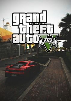 GTA V - I just bought this game off of eBay for $27. I can't wait until it gets here!