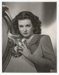 Joan Bennett - early 1940s
