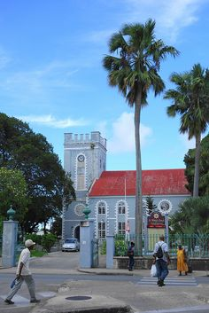 St. Mary's, Bridgetown, Barbados