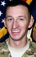 Army Pfc. Cody J. Towse Died May 14, 2013 Serving During Operation Enduring Freedom 21, of Elk Ridge, Utah; assigned to 3rd Battalion, 41st Infantry Regiment, 1st Brigade Combat Team, 1st Armored Division, Fort Bliss, Texas; died May 14, in Sanjaray, Afghanistan, of wounds caused by an improvised explosive device