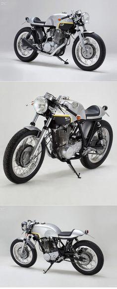 Yamaha SR500 Custom by Kaffeemaschine