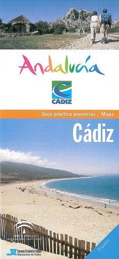 Guía-Mapa de la Provincia de Cádiz
