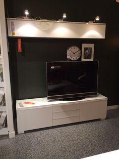 Best Burs Tv Meubel.Ikea Besta Burs Tv Bench In High Gloss White City Of Toronto Toronto