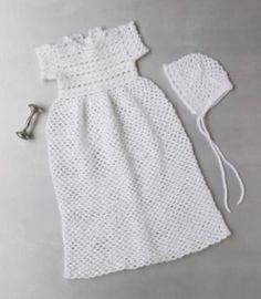 l10357abb (christening set, crocheted)