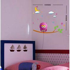 Lampa ścienna + naklejki na ścianę dla dzieci HM4-WSL-15RL012 - WISH Group Tomasz Kaczmarczyk