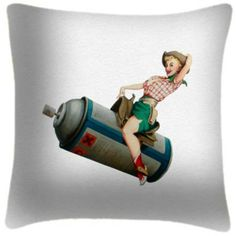 Cushions By Banksy made by We Love Cushions in -