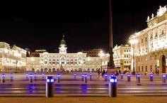 A 90 km #Trieste, capoluogo della regione Friuli Venezia Giulia, trae origini dalla preistoria, fu un'importante città porto dell'antica Roma, le cui vestigia si possono ammirare in tutta la città.