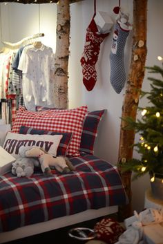 the white company christmas press day photographed by stylist and blogger sara delaney