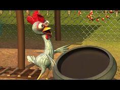 A Galinha Magricela - A Favvjjhhzenda do Zenon 1   O Reino das Crianças - YouTube Rooster, Musicals, Videos, Youtube, Barbie, 22nd Birthday, Songs For Children, Farm Animal Birthday, Youtubers