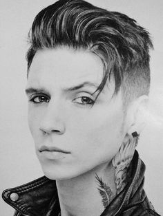 Andy Biersack Discover Andy Biersack Obsession ι lovє you мoяє тнαи ι cαи єvєя scяєαм