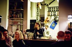 osteria 16, restaurant, haderslevsgade, copenhagen v, denmark