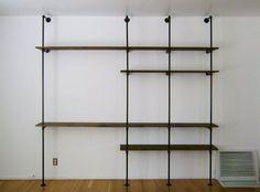 very cool shelves