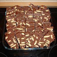 Blok czekoladowy doskonałe proporcje