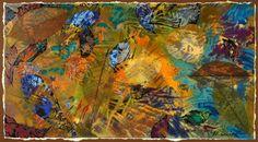 LEAF FRAGMENTS by Brenda Drake