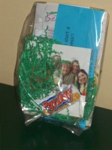#DirectSelling recruiting Gift bags - This is a fun way to create curiosity at your shows! http://www.createacashflowshow.com/sharing-the-opportunity/direct-sales-opportunity-gift-bags.htm