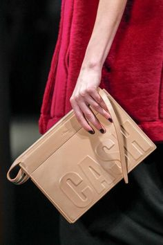 Phillip Lim Fall 2014 RTW - Details - Fashion Week - Runway, Fashion Shows and Collections - Vogue Best Of Fashion Week, Fashion Show, Runway Fashion, Phillip Lim Bag, Yorkie, Women's Accessories, Mercedes Benz, Pouch, New York