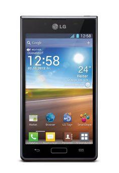 "LG Optimus L7 (P700) - Smartphone libre Android (pantalla 4.3"", cámara 5 Mp, 4 GB, 1 GHz, 512 MB RAM), negro (importado) B007N4FE0C - http://www.comprartabletas.es/lg-optimus-l7-p700-smartphone-libre-android-pantalla-4-3-camara-5-mp-4-gb-1-ghz-512-mb-ram-negro-importado-b007n4fe0c.html"