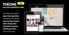 See More TheOne - Responsive WP One Page Parallaxlowest price for you. In addition you can compare price with another store and read helpful reviews. Buy