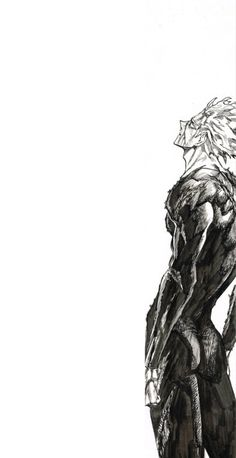 One Punch Man Sonic, Saitama One Punch Man, One Punch Man Manga, One Punch Man Anime, Character Aesthetic, Aesthetic Anime, Dinosaur Pictures, Man Sketch, Manga Anime One Piece