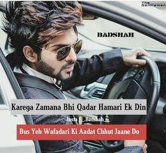 Hassan 😍😍😍 Attitude Quotes For Boys, Attitude Status, Secret Love Quotes, Hindi Quotes, Qoutes, Boy Quotes, Badass Quotes, English Quotes, Cute Boys