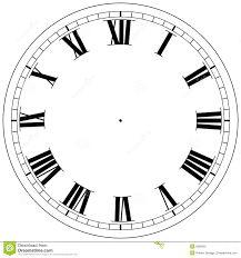 cyferblat zegara do wydruku - Szukaj w Google