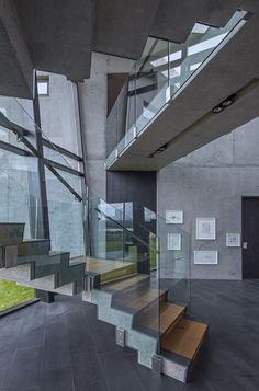 House Of Shapes - Picture gallery #architecture #interiordesign #staircases
