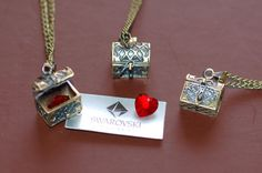 Once Upon A Time necklace heart locket necklace by HelenaLestrange