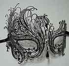 Black mask for masquerade on eBay